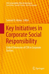 Cover Key Initiatives in Corporate Social Responsibility