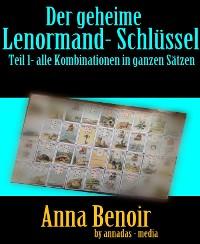 Cover Der geheime Lenormand- Schlüssel Teil 1