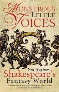 Cover Monstrous Little Voices