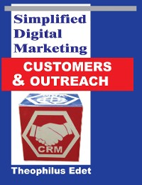 Cover Simplified Digital Marketing, Customers and Outreach