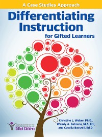 Cover Differentiating Instruction for Gifted Learners
