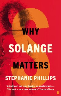 Cover Why Solange Matters