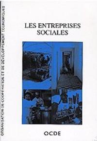 Cover Les entreprises sociales