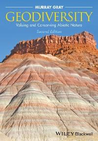 Cover Geodiversity