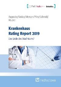 Cover Krankenhaus Rating Report 2019