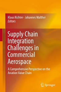 Cover Supply Chain Integration Challenges in Commercial Aerospace