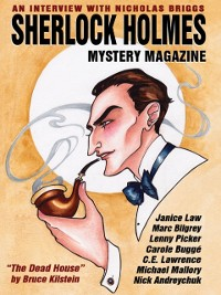 Cover Sherlock Holmes Mystery Magazine #7