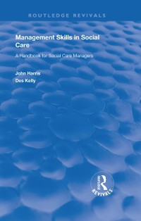 Cover Management Skills in Social Care