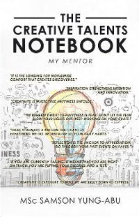Cover The Creative Talents Notebook