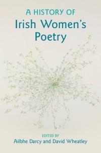 Cover History of Irish Women's Poetry