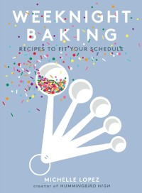 Cover Weeknight Baking
