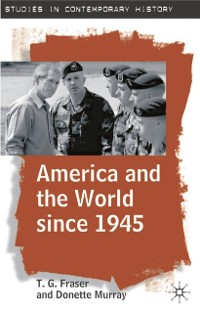 Cover America and the World since 1945