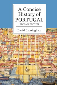 Cover Concise History of Portugal