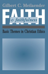 Cover Faith and Faithfulness