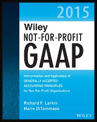 Cover Wiley Not-for-Profit GAAP 2015