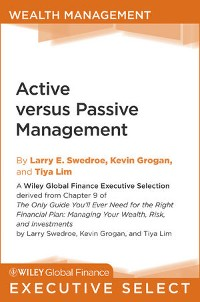 Cover Active versus Passive Management