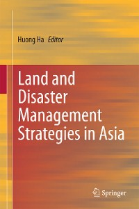 Cover Land and Disaster Management Strategies in Asia