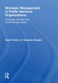 Cover Strategic Management in Public Services Organizations