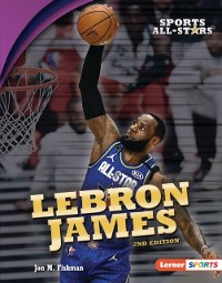 Cover LeBron James, 2nd Edition