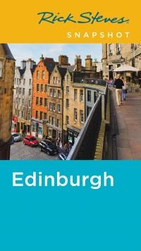 Cover Rick Steves Snapshot Edinburgh