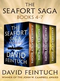 Cover The Seafort Saga Books 4–7