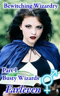Cover Bewitching Wizardry - Part 1 - Busty Wizards