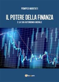 Cover Il potere della finanza e la sua autonomia morale