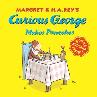 Cover Curious George Makes Pancakes
