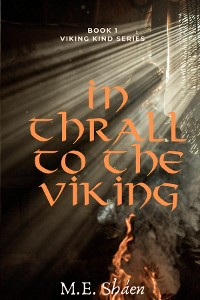 Cover In Thrall to the Viking