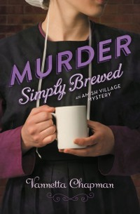 Cover Murder Simply Brewed