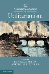 Cover Cambridge Companion to Utilitarianism