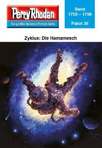 Cover Perry Rhodan-Paket 36: Die Hamamesch