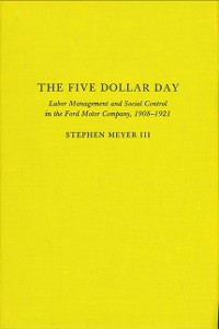 Cover The Five Dollar Day