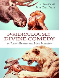 Cover The Ridiculously Divine Comedy