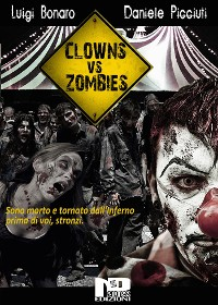 Cover Clowns Vs Zombies