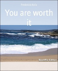 Cover You are worth it