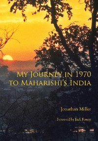 Cover My Journey in 1970 to Maharishi's India