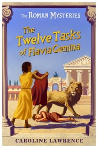 Cover Twelve Tasks of Flavia Gemina