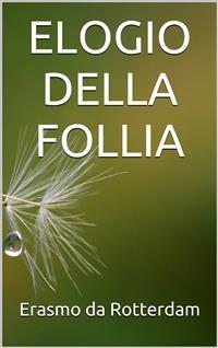 Cover Elogio della Follia