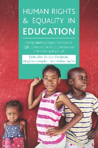 Cover Human Rights and Equality in Education