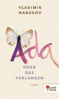 Cover Ada oder Das Verlangen