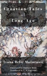 Cover Croatian Tales of Long Ago