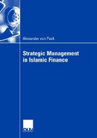 Cover Strategic Management in Islamic Finance