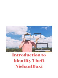 Cover Introduction to Identity Theft