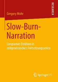 Cover Slow-Burn-Narration