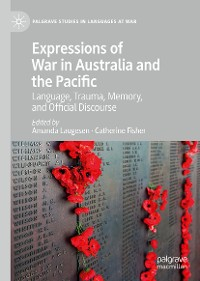 Cover Expressions of War in Australia and the Pacific