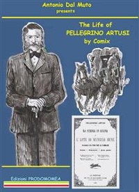 Cover the Life of Pellegrino Artusi by Comix