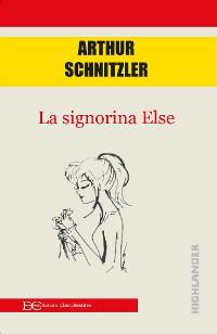 Cover La signorina Else