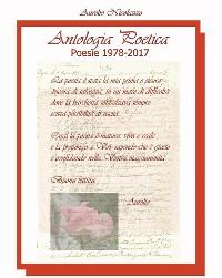 Cover Antologia Poetica - Poesie 1978-2017