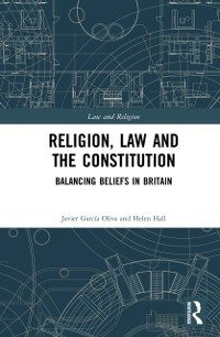 Cover Religion, Law and the Constitution